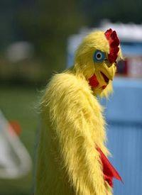 Chicken-man